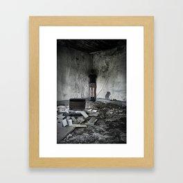 Embezzle Framed Art Print