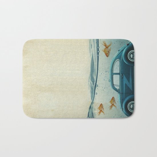 LOST AND FOUND Bath Mat