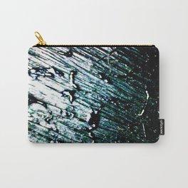 Peindre sur les chute de tranches d'abre Carry-All Pouch