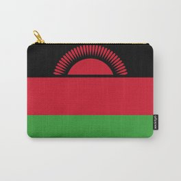 Malawi Flag Carry-All Pouch