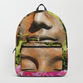 Faces in the Garden Backpack