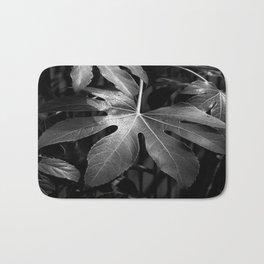 Leaves, Hida-Takayama, Japan Bath Mat