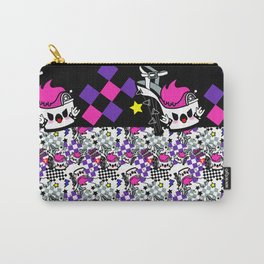 Exotic Punk High Heels by MamirruQuis Carry-All Pouch