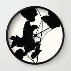 maple 1 Wall Clock