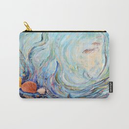 Undersea world Carry-All Pouch