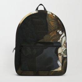 John Singleton Copley - Mrs Daniel Hubbard (Mary Greene) Backpack
