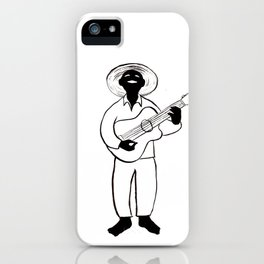 Leadbelly iPhone Case