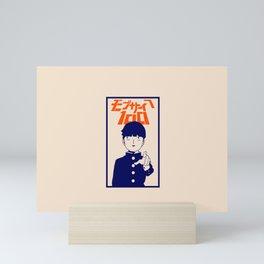 Mob Psycho 100 v2 Mini Art Print