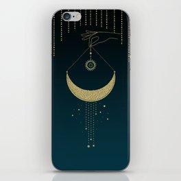The Magic Of The Moon  iPhone Skin