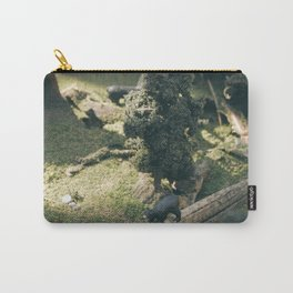 Temporary Happiness part 2 bear Carry-All Pouch