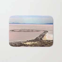Spiral Jetty Bath Mat