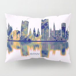 Bonn Skyline Pillow Sham