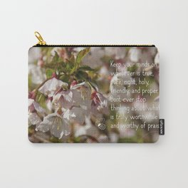 Worthy of praise Carry-All Pouch