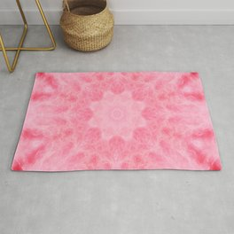 COTTON CANDY MANDALA Rug