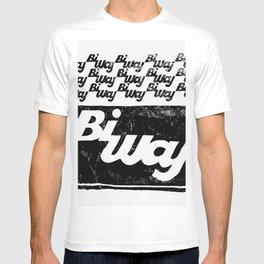 bi way bag T-shirt