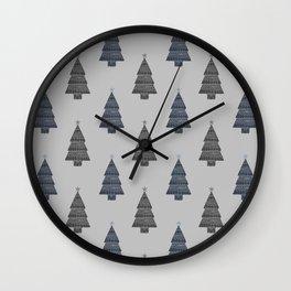 ornamental! sm. Wall Clock