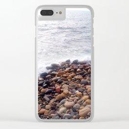 Puerto Vallarta sea Clear iPhone Case
