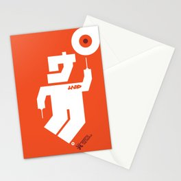 UNDO | Music to the people 06 Stationery Cards