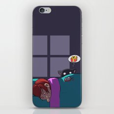 A gift to say I love you iPhone & iPod Skin