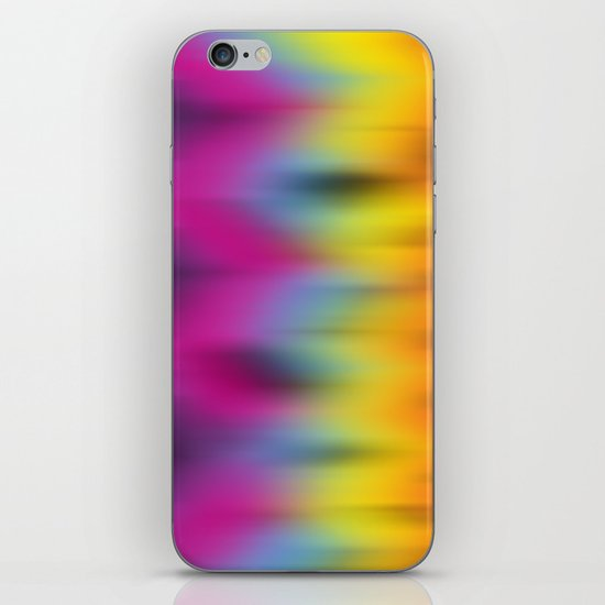 Now That's Abstract! iPhone & iPod Skin