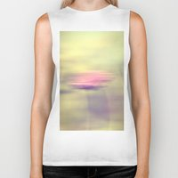 pastel Biker Tanks featuring Pastel by Fine2art
