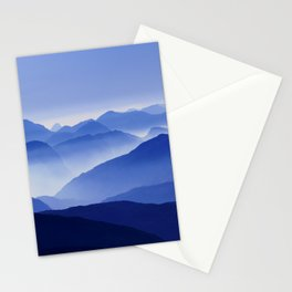 Mountains 12 Stationery Cards