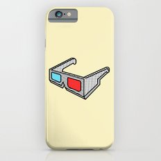 3d glasses iPhone 6s Slim Case