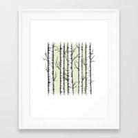wonderland Framed Art Prints featuring Wonderland by Barlena