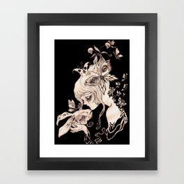 Alice Dreaming Framed Art Print