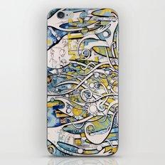 Magnetic Galactic iPhone & iPod Skin