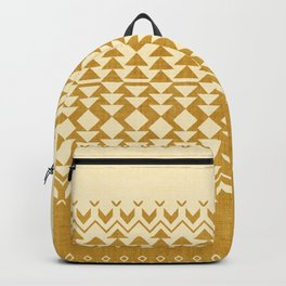 Sollia in Gold Backpack