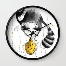 The Smile Wall Clock