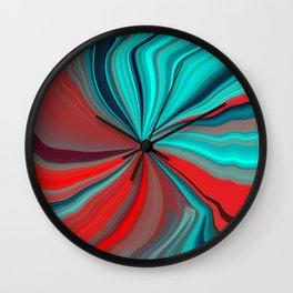 Abstract Background Wallpaper / GFTBackground097 Wall Clock