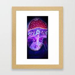Sista Shoulders Carry Us Home Framed Art Print