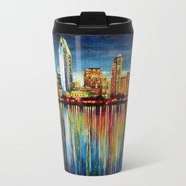 San Diego Panorama Travel Mug