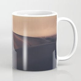 Poetic Sand Mountains Desert (Color) Coffee Mug