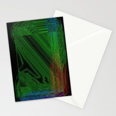 Green Slug Stationery Cards