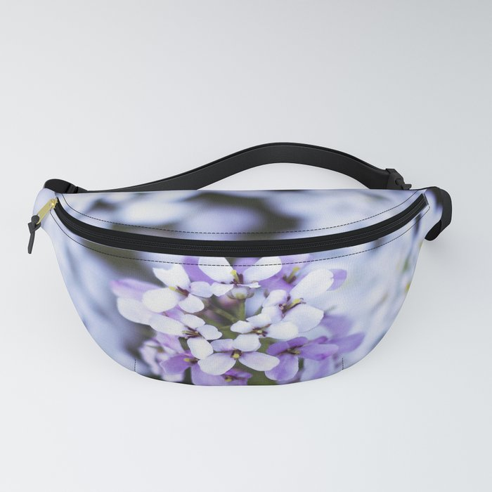 Delicate Flowers Fanny Pack