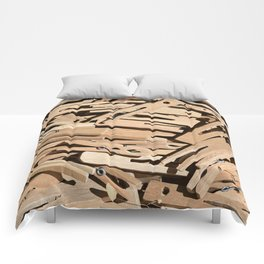 Clothespin Comforters