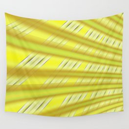 Fractal Play in Citruslicious Wall Tapestry