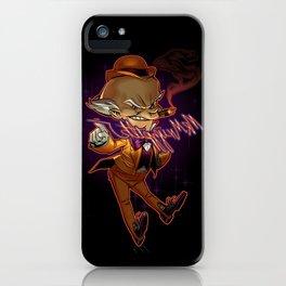Mr. Mxyzptlk iPhone Case