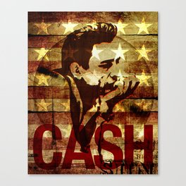 Cash (Sun Years) Canvas Print