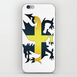 Welsh Dragon Saint David Flag iPhone Skin