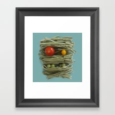 A Thing of the Pasta 2  Framed Art Print