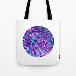 purple tree XXII Tote Bag