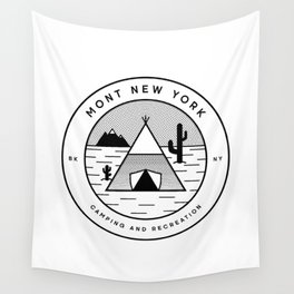 Camp and Rec Wall Tapestry