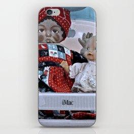 Repurposed iMac iPhone Skin