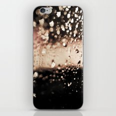 Red Rain iPhone & iPod Skin
