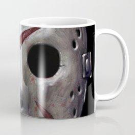 Happy Friday Mask Coffee Mug