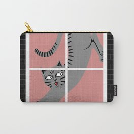 Morgana, House of Cats Carry-All Pouch